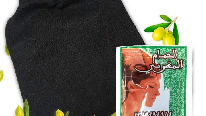Les meilleurs gants hammam kessa
