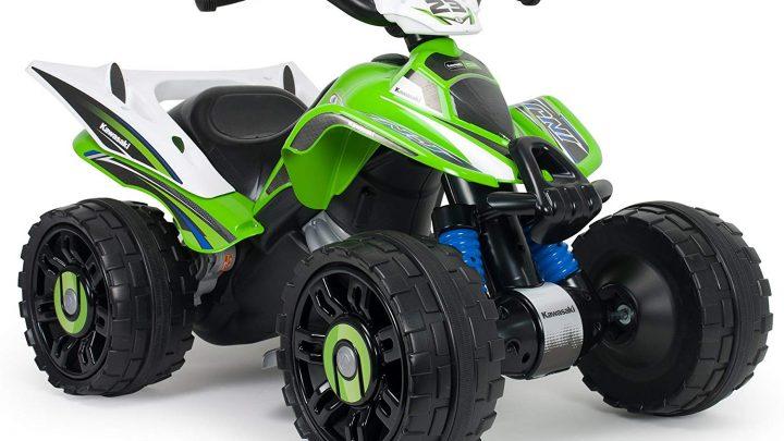 Comment reconnaitre un quad électrique?